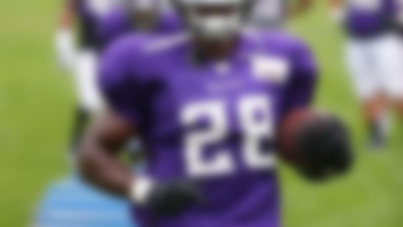 Minnesota Vikings training camp: Adrian Peterson looking sharp