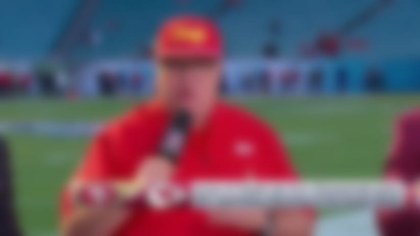 Chiefs superfan Eric Stonestreet joins 'NFL GameDay Morning'