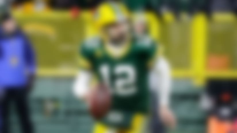 Next Gen Stats: What Aaron Rodgers does differently than any QB in NFL