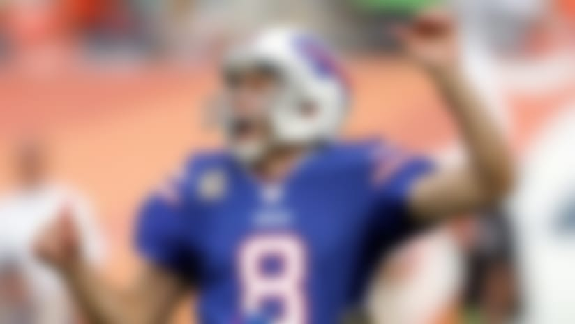 Bills release punter Brian Moorman, sign Shawn Powell