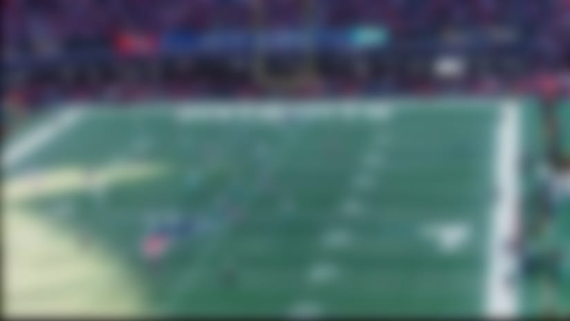 True View: New angles of top plays from Dolphins vs. Patriots   Week 17