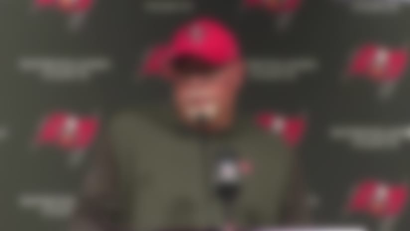 Bruce Arians is candid about Jameis Winston's 30 TD, 30 INT season