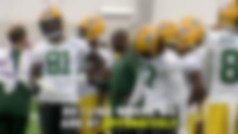 Tom Pelissero: Packers seeking reliable No. 2 receiver behind Davante Adams