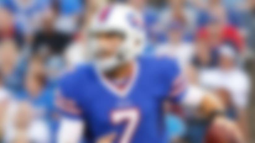 Matt Leinart struggles in Buffalo Bills debut as Detroit Lions roll to win