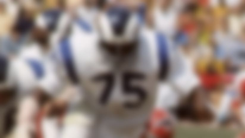 Deacon Jones' death stirs tributes from around NFL