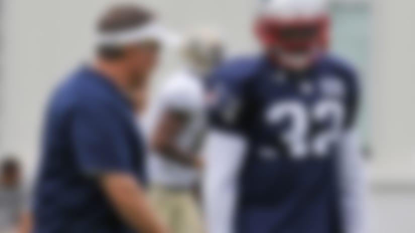New England Patriots training camp: Tom Brady looking superb