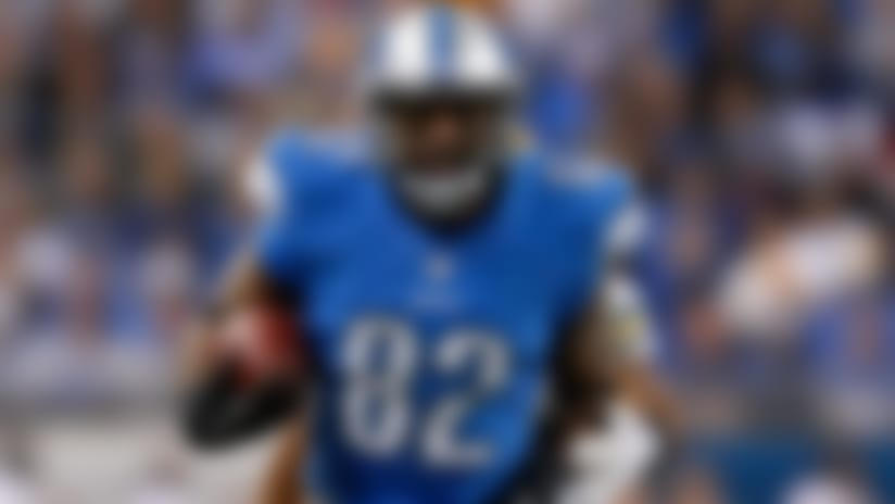 Detroit's Dorin Dickerson says he tried to play through concussion