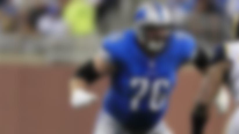 Jason Fox reportedly will sign Detroit Lions' tender