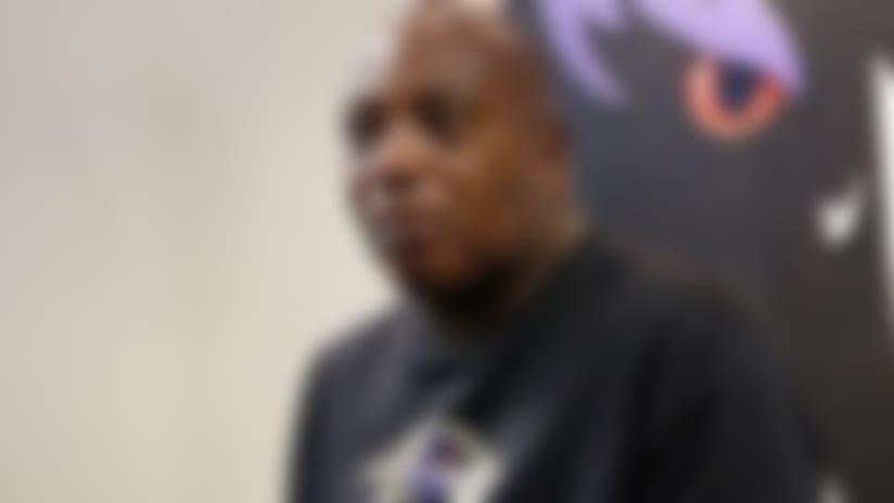 Baltimore Ravens GM Ozzie Newsome confident