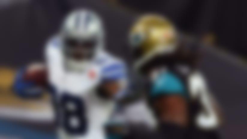 Cowboys get back on track against Jaguars