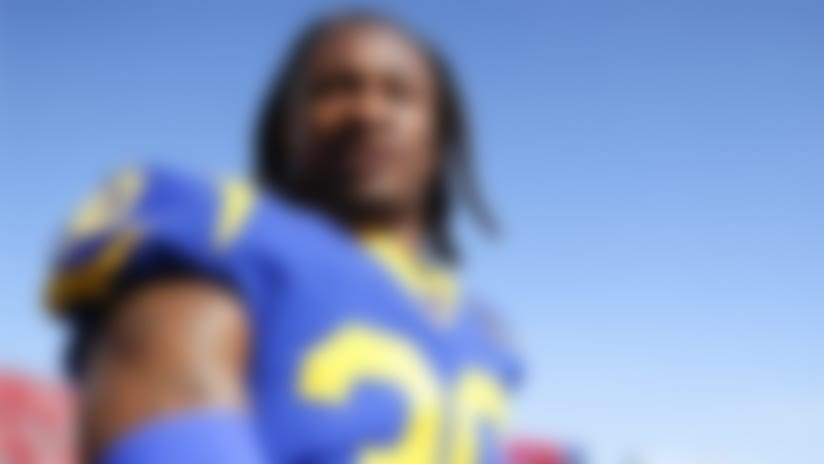 Wyche: Rams to come up with offseason plan for Gurley