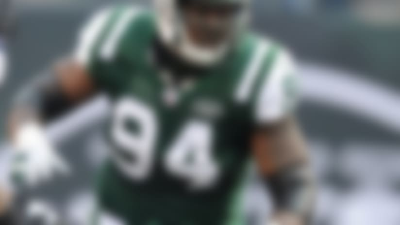 Marcus Dixon cut as New York Jets shake up D-line