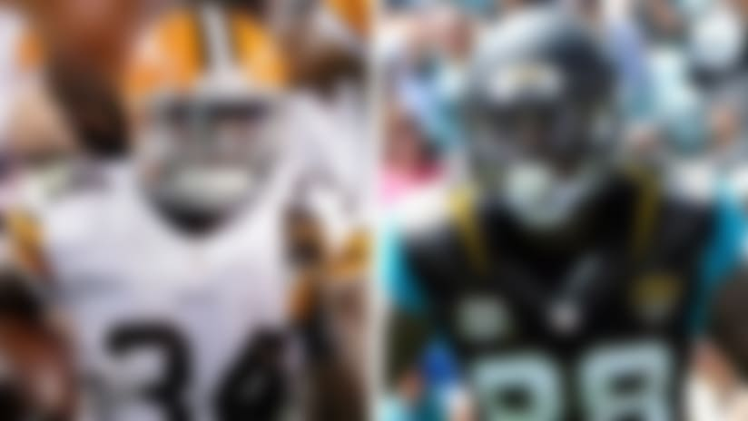 Undrafted and unknown, who are Hurns and Crowell?