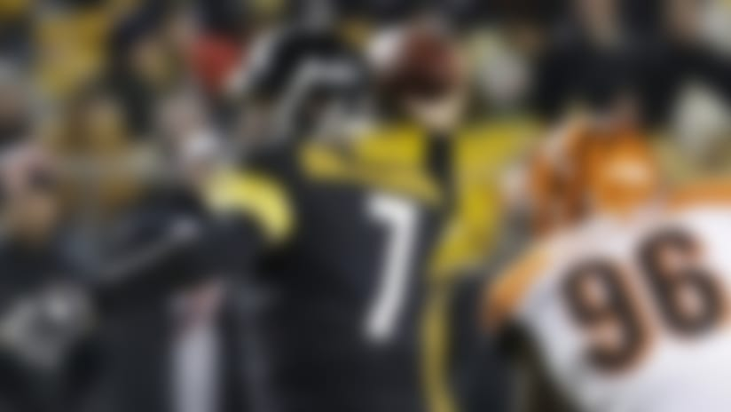 Pittsburgh Steelers defeat Cincinnati Bengals to tighten AFC North race