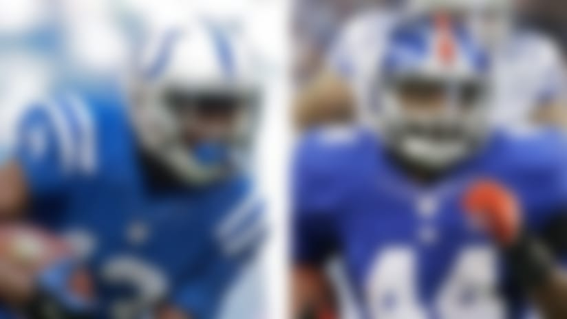 Colts-Giants to decide Week 9 fantasy matchups