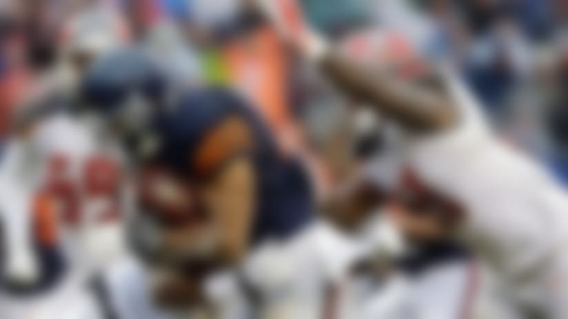 Chicago Bears rally to defeat Tampa Bay Buccaneers