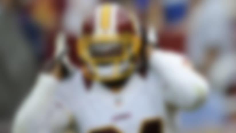 Tanard Jackson of Redskins suspended indefinitely