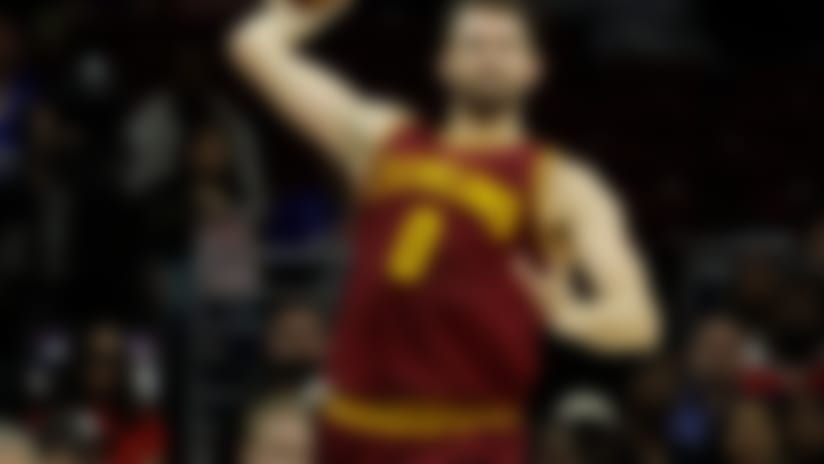 Kevin Love an intriguing Browns quarterback option