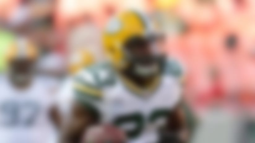 Johnathan Franklin (neck injury) won't return to NFL