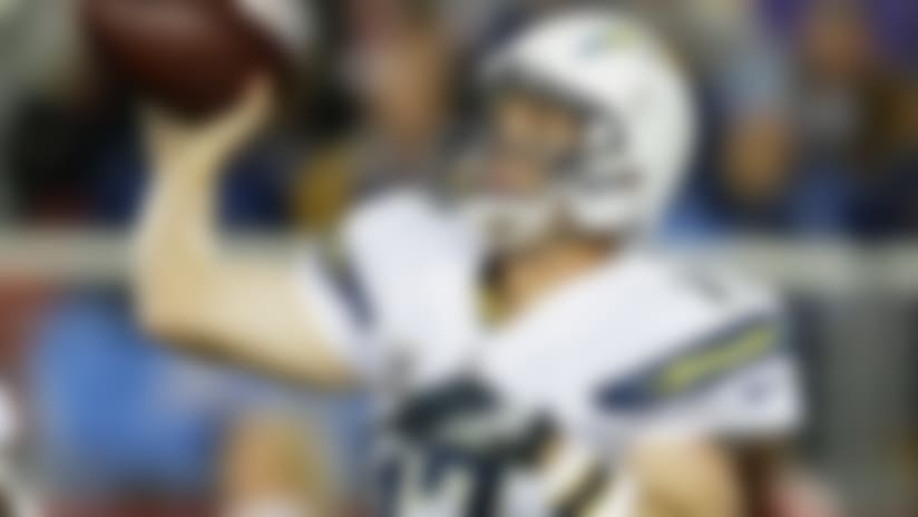 Philip Rivers rallies Chargers past 49ers in OT
