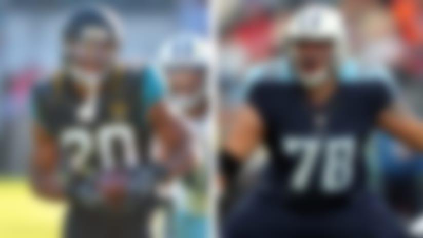 AFC South rookie grades: Titans rising under GM Jon Robinson