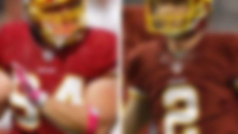 Washington Redskins cut Adam Carriker, Sav Rocca