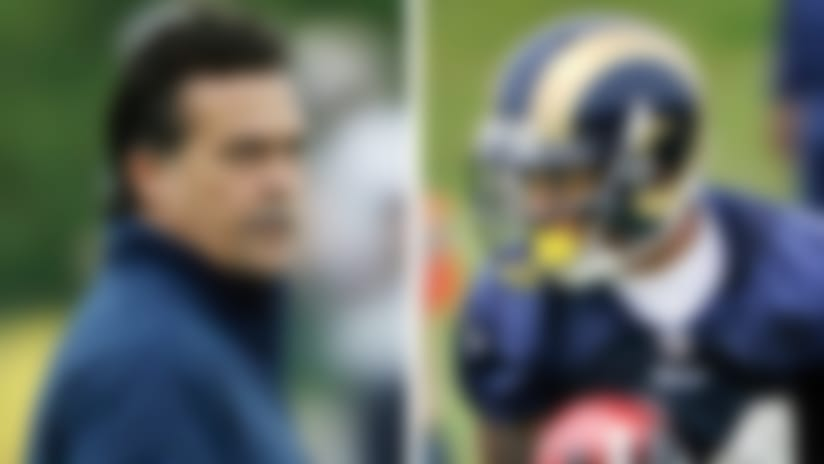 Jeff Fisher: Isaiah Pead's suspension won't cost reps