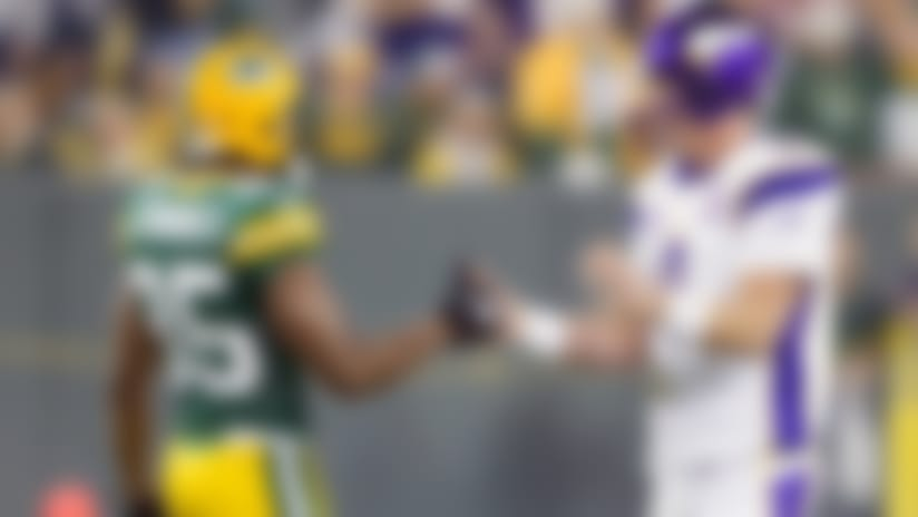 Greg Jennings: Brett Favre aided with Vikings contract