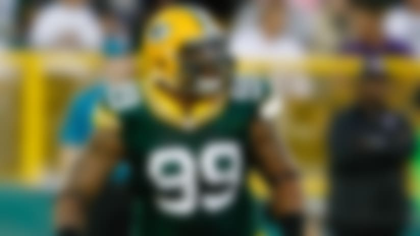 Green Bay Packers wait for pass rushers to break out