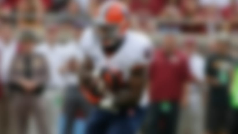 Syracuse RB Jerome Smith intends to enter 2014 NFL Draft