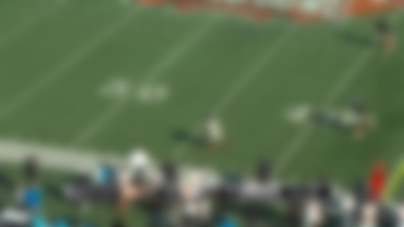 Darius Anderson sprints 75 YARDS on wide-open TD catch and run