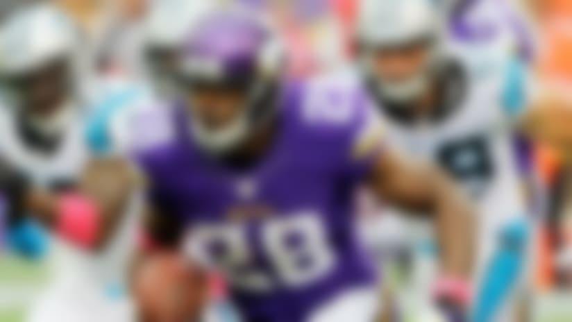 Cam Newton's 4 total TDs lead Carolina Panthers past Minnesota Vikings