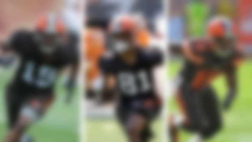Training camp position battles to watch: Browns