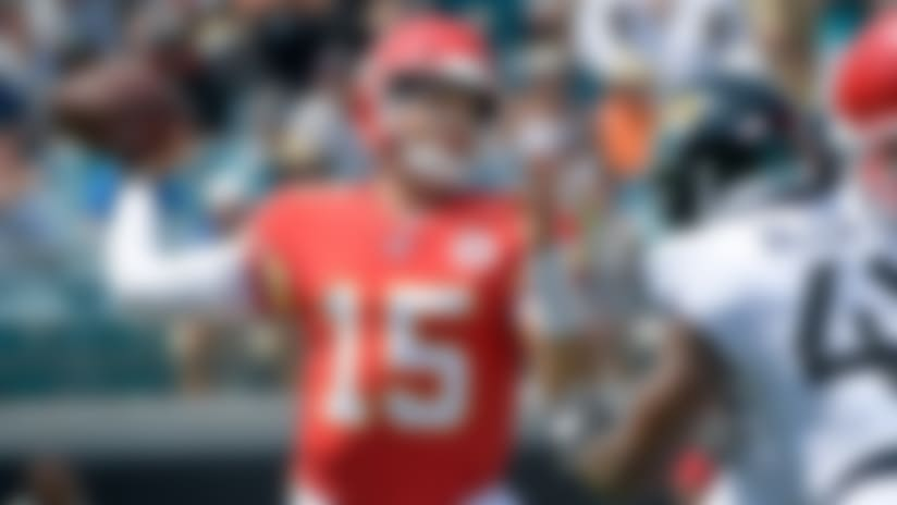 Next Gen Stats: How Patrick Mahomes performs with 2.5+ seconds to throw