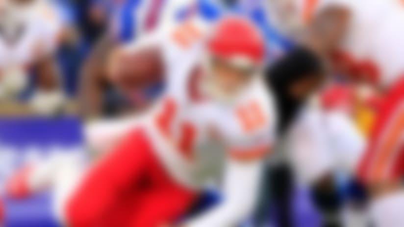 Alex Smith, Chiefs top Bills