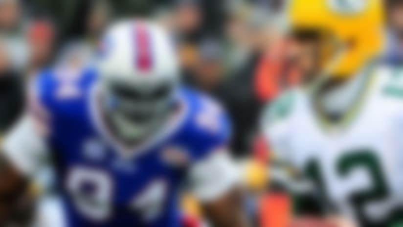 Mario Williams' forced fumble, safety is best of Week 15