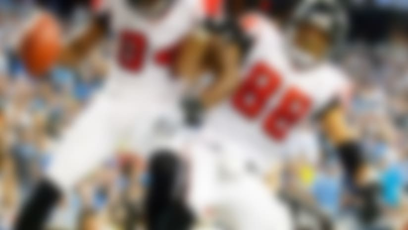 Roddy White on quest to bring back Tony Gonzalez