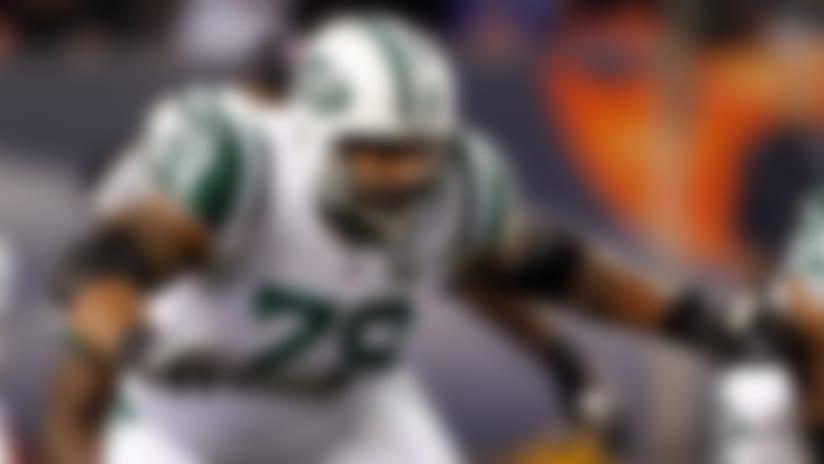 Rex Ryan: No 'slam dunk' Wayne Hunter is Jets' starter