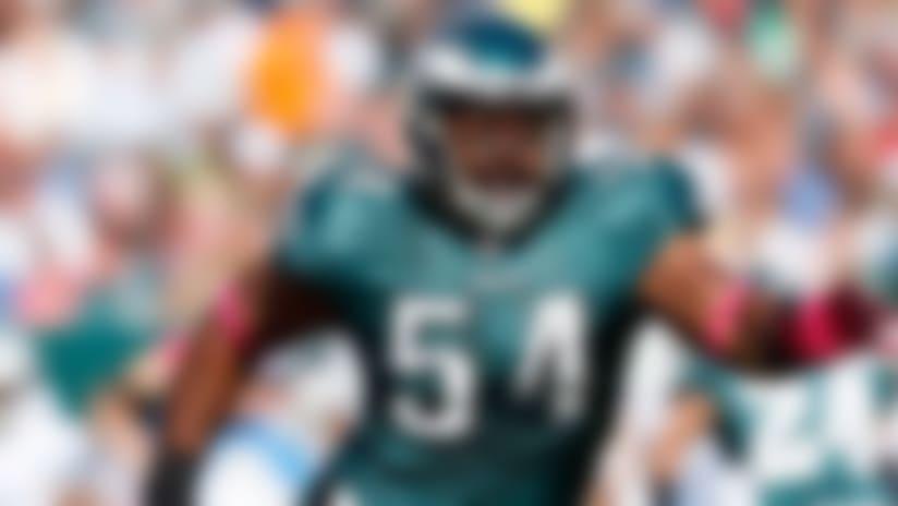Brandon Graham plans switch on Philadelphia Eagles