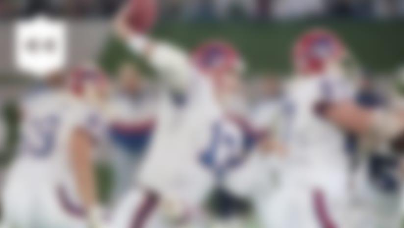 NFL Throwback: 12 AMAZING Jim Kelly throws