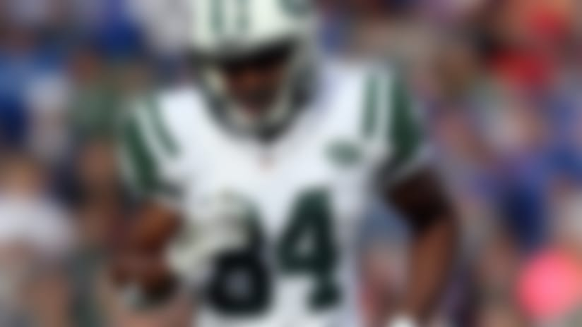 Jets WRs coach: Too early to call Stephen Hill a bust