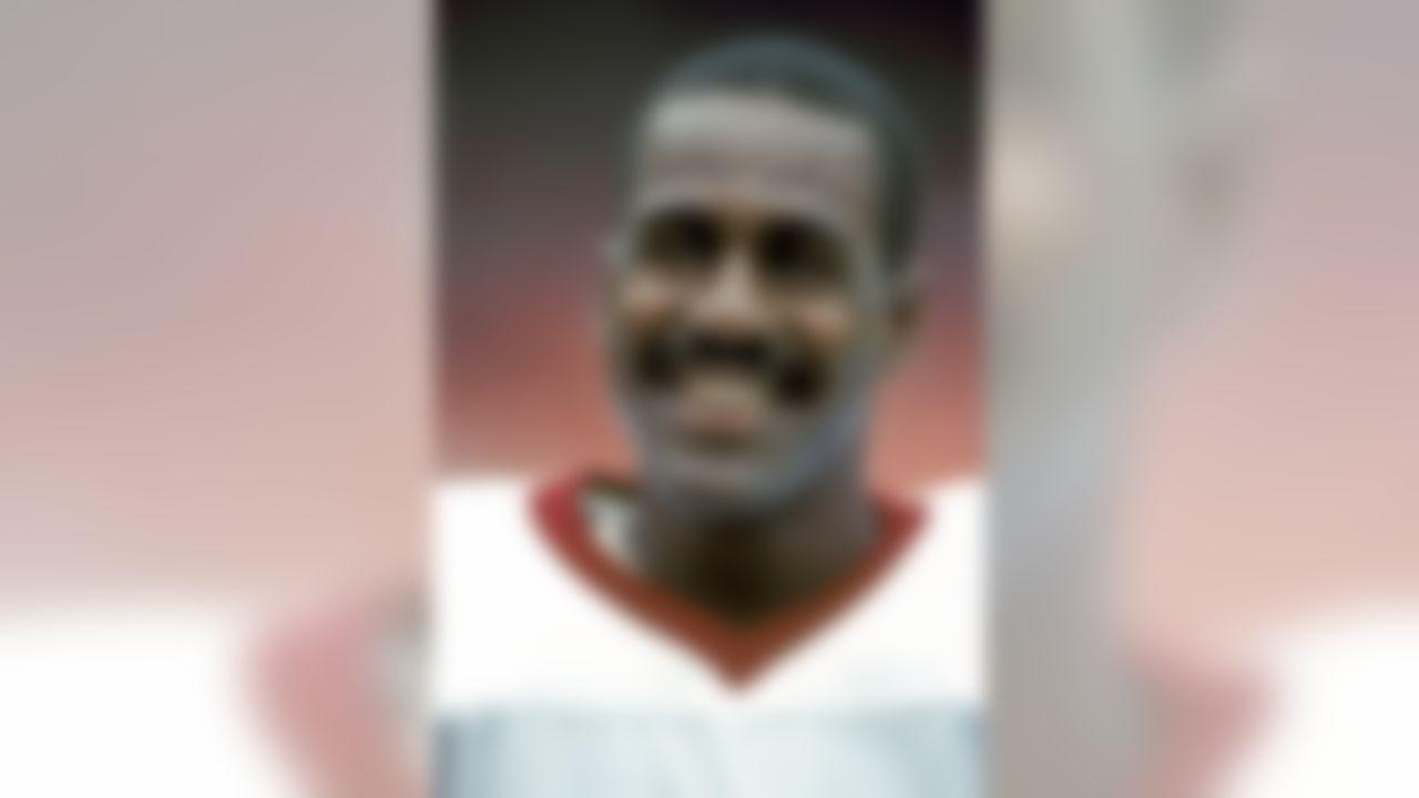 Washington Redskins wide receiver Art Monk in 1991. (Photo by Al Messerschmidt/NFL)