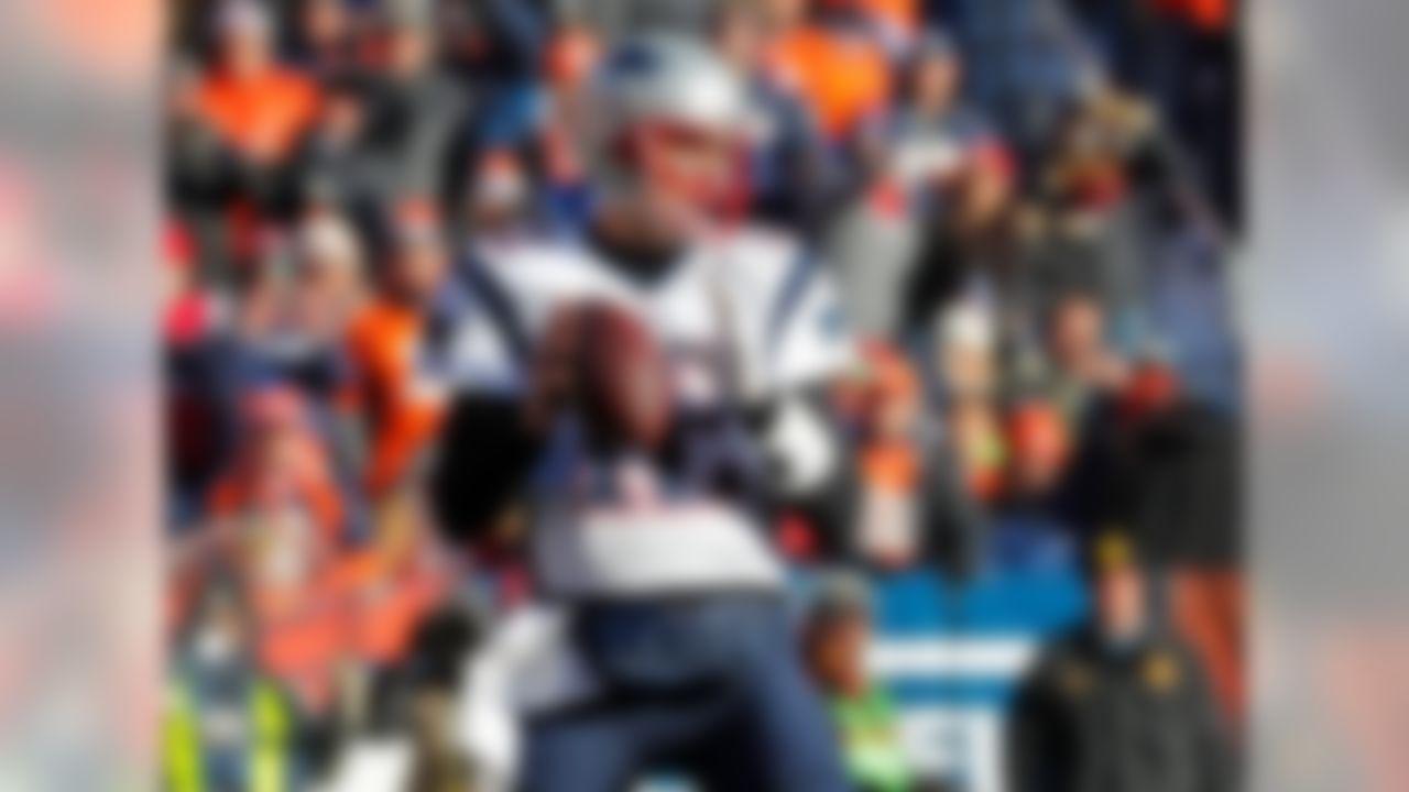 1) Tom Brady, QB, New England Patriots