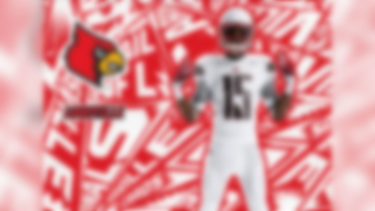 """Expected debut: Sept. 5, when Louisville plays Auburn in Atlanta.  This isn't to say that """"Uncaged Cardinal"""" is a particularly appealing look, but it should be quite the sight during opening weekend. """"Uncaged Cardinal"""" is designed to """"represent the football team's style of play, the 'Uncaged Cardinal' is fierce, attacking and always on the offensive,"""" per PR materials. In short, """"Uncaged"""" is an uncompromising onslaught on the optics.  Louisville also has an all-black alt kit for its Sept. 17 game, which has a helmet similar to one worn in 2014."""