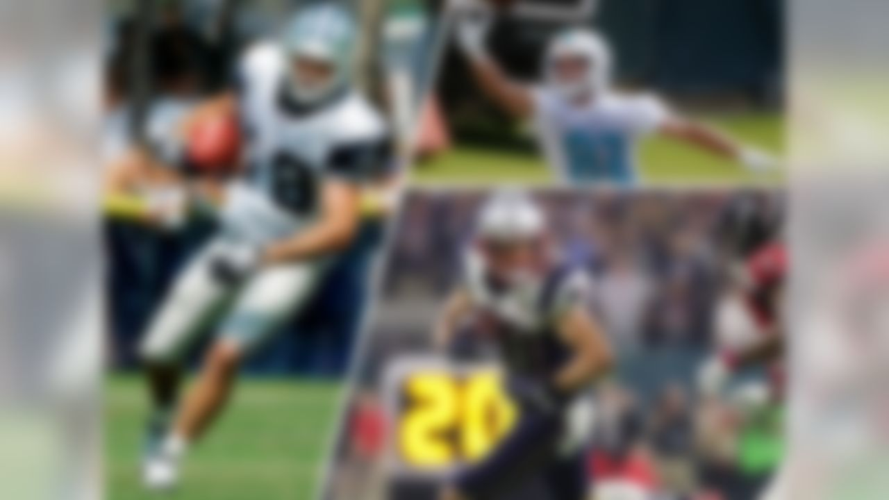 Then: An undrafted free agent in 2008 with the Cowboys, Amendola failed to make the team as a loveable underdog despite an endorsement from star receiver Terrell Owens.  Now: After stints on the Cowboys and Eagles practice squads, Amendola has played nine NFL seasons with the Rams and Patriots. After winning a pair of Super Bowl rings in New England, Amendola signed with the Dolphins in 2018 and played one season.  In 2019 he signed a 1 year deal with the Detroit Lions.