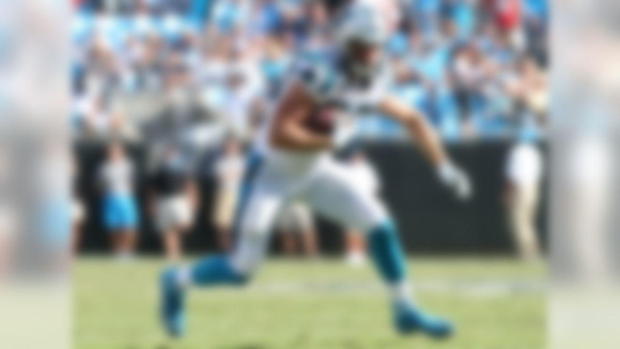 5. Greg Olsen, Carolina Panthers - 92