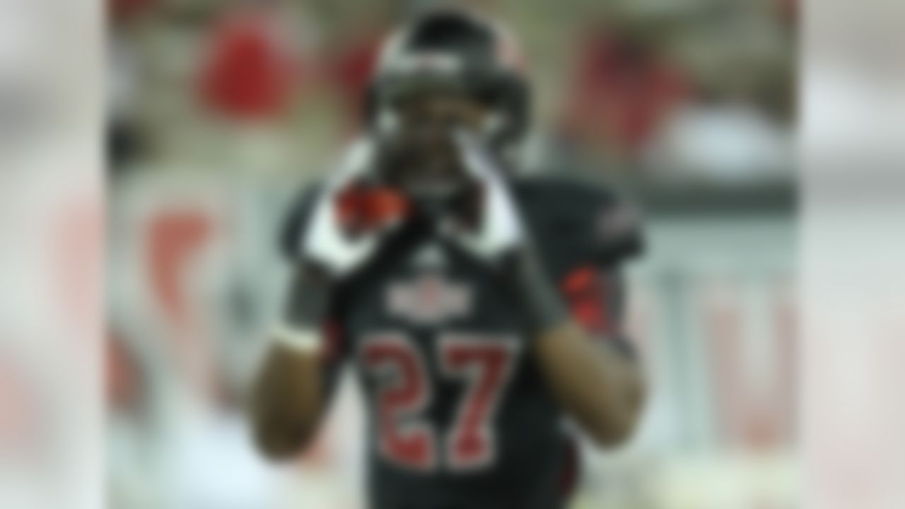 Particulars: 6-foot-1, 193 pounds, sophomore Buzz: Money -- actual first name is Monshadrick -- is the son of Major League Baseball outfielder Torii Hunter, who also has a son playing at Notre Dame. Money got on the field as a true freshman for the Red Wolves in 2013, registering 36 tackles and 2 pass breakups.