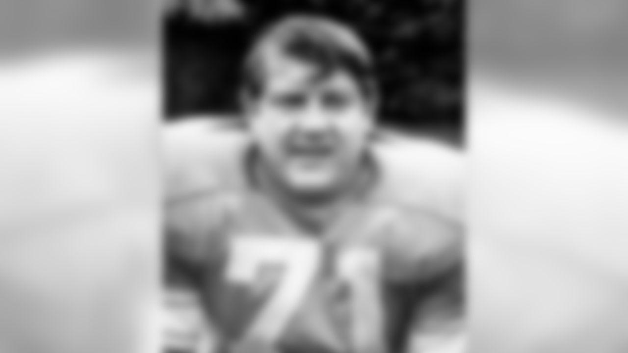 Detroit Lions defensive tackle Alex Karras in 1970. (National Football League)