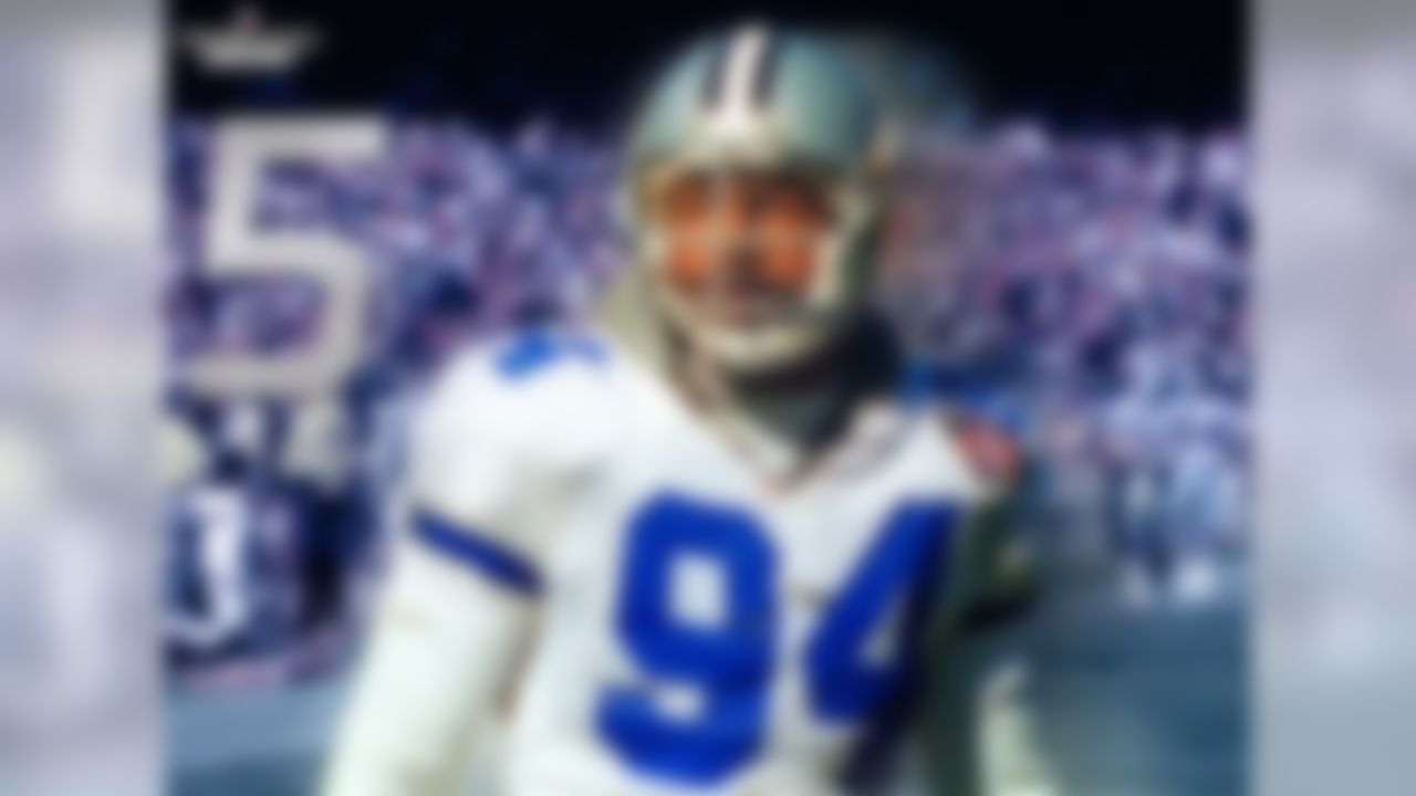 Thirty-four players in NFL history own 4 Super Bowl rings, but Charles Haley is the only player with 5.  Haley is 1 of 8 players who have played in at least 5 Super Bowls, yet he is the only player who has won 5 Super Bowl rings.