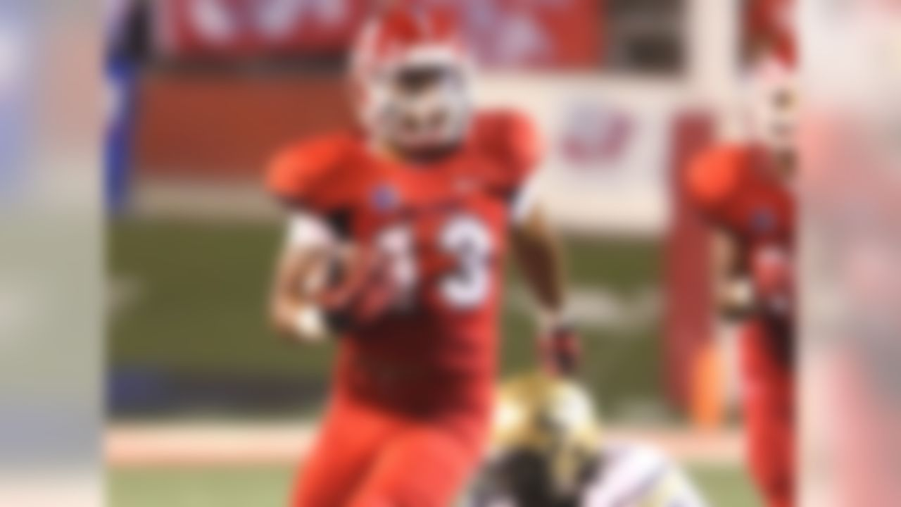 Particulars: 5-foot-11, 200 pounds, senior. Buzz: He is a ballhawk (13 combined interceptions the past two seasons) who plays with an extremely physical nature; he was tied for second on the team with 87 tackles last season. He has started for two seasons and been an All-Mountain West Conference selection twice. He had eight tackles for loss in 2013, and is as comfortable playing center field as he is coming up and laying a lick on a running back.